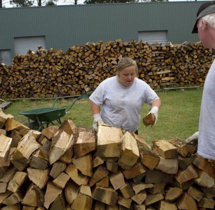 Je cherche du bois de chauffage