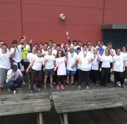 La Foundation Day – Décathlon accueille 30 personnes de l'Adapei