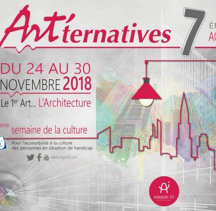Art'ternatives 2018 – 7ème édition