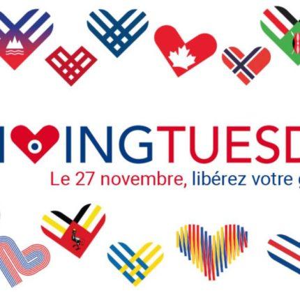 #GivingTuesday, c'est aujourd'hui !