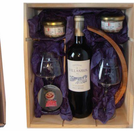 Offrir un coffret de vin… <br>LA bonne idée cadeau !
