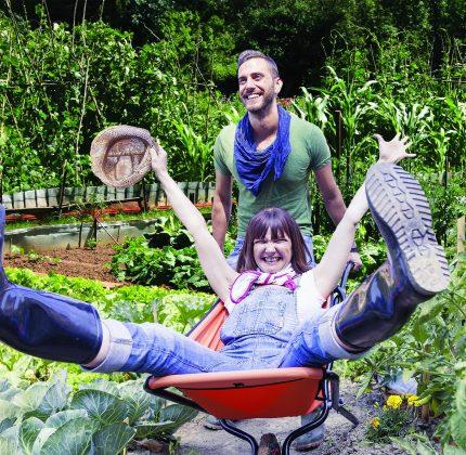 Création d'un jardin citoyen des Dionysiens à Saint-Denis de Pile