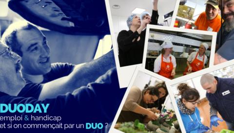DuoDay… Un tremplin vers l'emploi