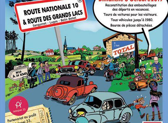 6ème Embouteillage et Bouchon