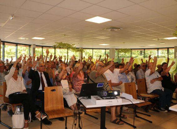 Un nouveau Conseil d'administration pour l'Adapei de la Gironde