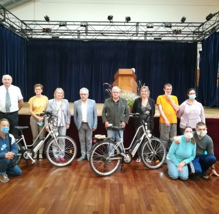 Un grand merci au Rotary Club Nord Blayais