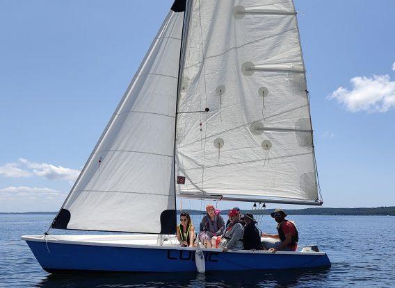 SPORTS & LOISIRS <br> Activités nautiques… y'en a pour tous les goûts au FO-FAM de Gujan-Mestras !